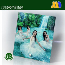 Environmentally Printed Mirror Glass Photo