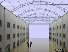 solid polycarbonate sheet roof canopy material