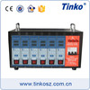 Tinko 6 zone high quality hot runner system temperature controller with plastic injection moulding