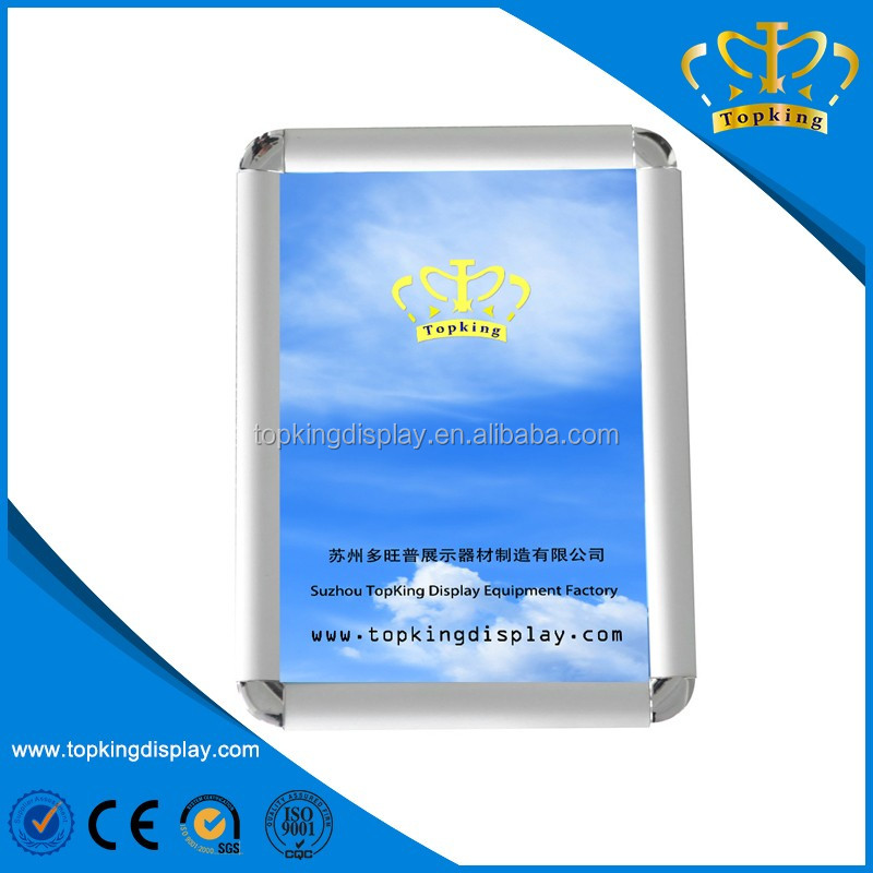 20MM/25MM/32MM Strong aluminum extrusion snap frame for sale