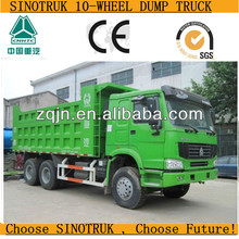 Lowest Hot 25tons HOWO Dump Trucks scania tipper