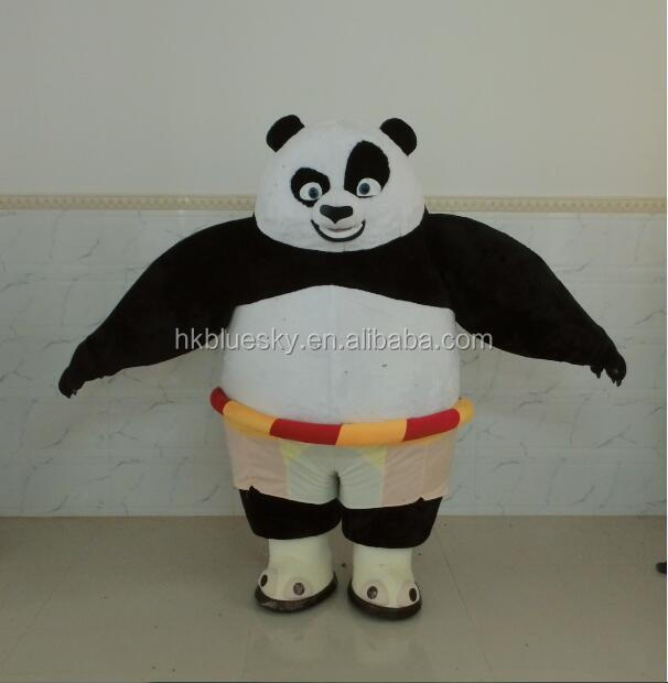 Adult Kungfu panda costume for sale