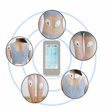Rechargeable Mini Tens Massager Electronic Healthcare machine