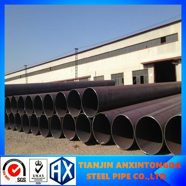 api erw/lsaw j55/k55/n80/l80/p110 steel casing tub perforated welded steel pipe 12 inch sch 40 pile pipe for fishing