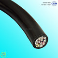 Copper conductor PVC insulated pvc sheathed flexible control cable