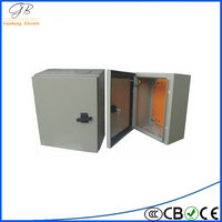 high quality wall mounting enclosure JXF types of power distribution cabinet