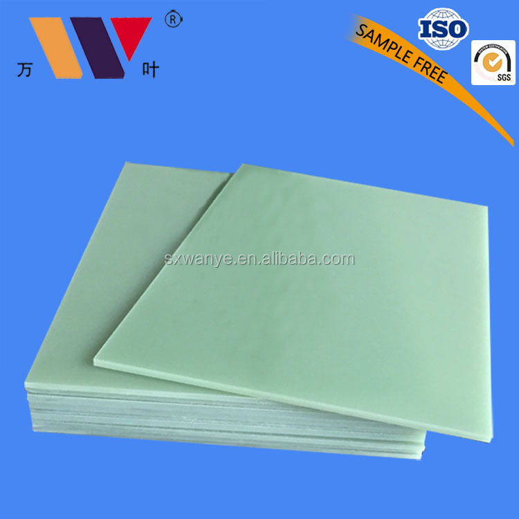 Fr4 Glass Epoxy Insulation Sheet CNC Machining OEM