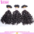 Qingdao hair factory supply hair extension human hair grade 8a 10a virgin human hair extension in dubai