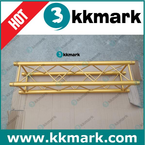 Light weight colorful modular aluminum truss for trade show exhibits