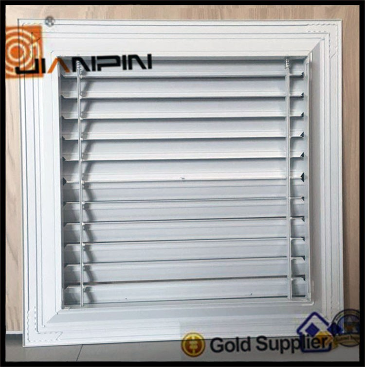 Cooling and Heating Hotel/Restaurant Removable Core Louver Grille Vent