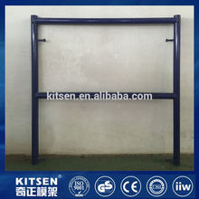 Adjustable Gate Double Door Frame Scaffolding And Low