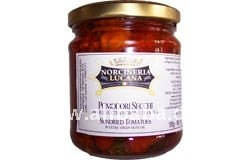 ITALIAN SUNDRIED TOMATOES in extra virgin olive oil Pomodori secchi