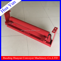 Standard or customized spraying painting steel conveyor transition idler