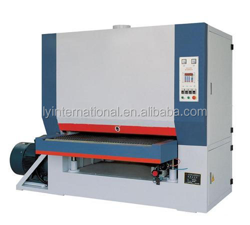 R-RP630 metal plywood floor wide belt sanding machine price / sander machine with high price ratio