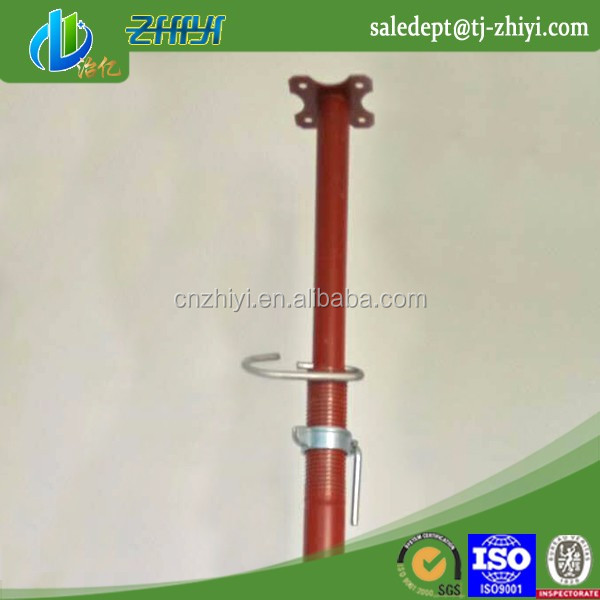 galvanized scaffolding steel props expandable for formwork
