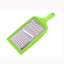 Home Cooking Tools Multi-functional Plastic Vegetable Slicer Durable Grater