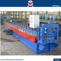 Light weight Steel framing Truss stud track concrete floor cutting rolling machine