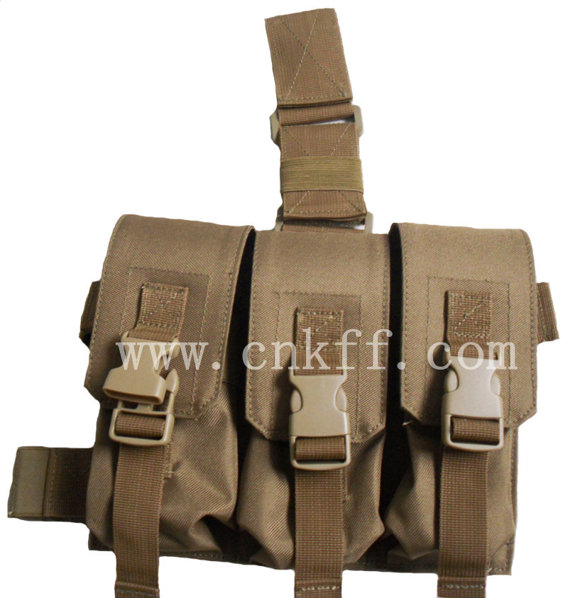 triple leg magazine pouch,tactical pouch