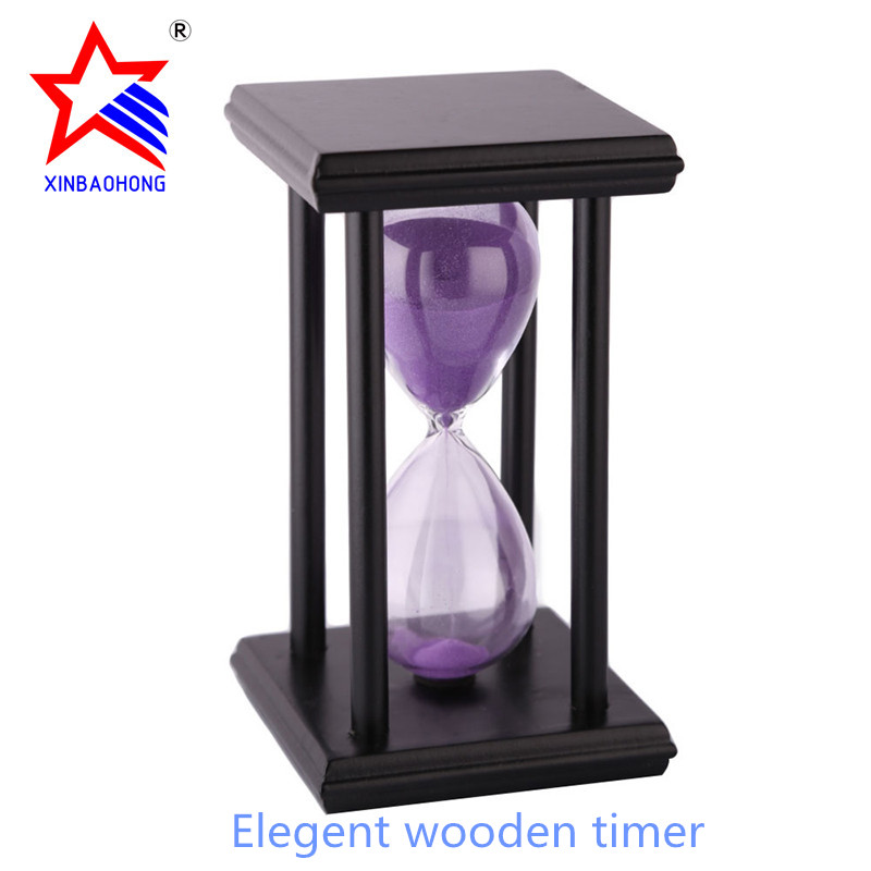 Elegent sand timer with customized shape