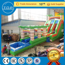 New design used slides adults giant inflatable water slide for adult on sale