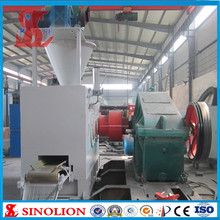 Silicon lime magnesium manganese ore dedusting pool mud oxide aluminum hydraulic briquette machine factory price manufacturers