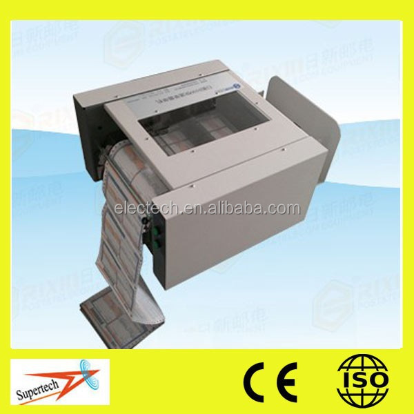 High Speed Continuous Form Paper Cutter Machine for Waybill