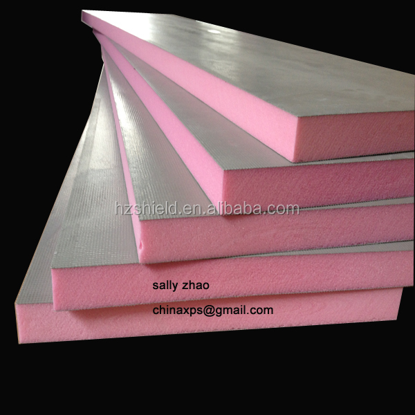 wedi quality insulation waterproof foam board