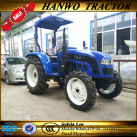 Discount!!!2016 finely processed moderate price 70hp fiat new holland tractors