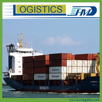 Overseas FCL/LCL shipping services from China to The Valley Anguilla