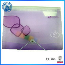 High Quality Cheap File Folder A4 PP Plastic Expanding File