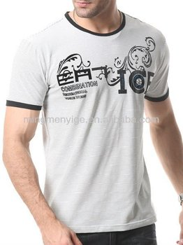 new style men t shirt new style t-shirt for men printed t-shirts