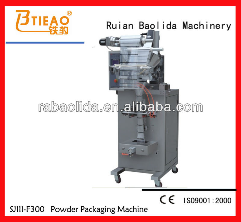 SJIII-F series Automatic ABC Dry Powder Filling Machine
