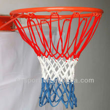 2 Or 3 Color Mix Nylon Basketball Net With Cheap Price