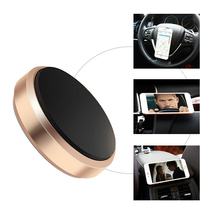 Hot Selling Flat Magnetic 3M Strong Stick Cell Phone Car Holder for Smartphones