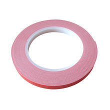 pink color customizable single side adhesive pvc duct tape