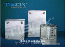 Stainless steel terminal box,,AISI316 or AISI304,TLX junction box distribution box