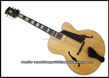 yunzhi fully Handmade archtop electric Jazz Guitar