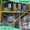 Unique technology biodiesel processing equipment for sunflower seeds oil to biodiesel