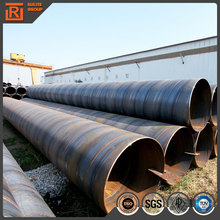 Carbon spiral welding steel pipes, oil and gas pipe