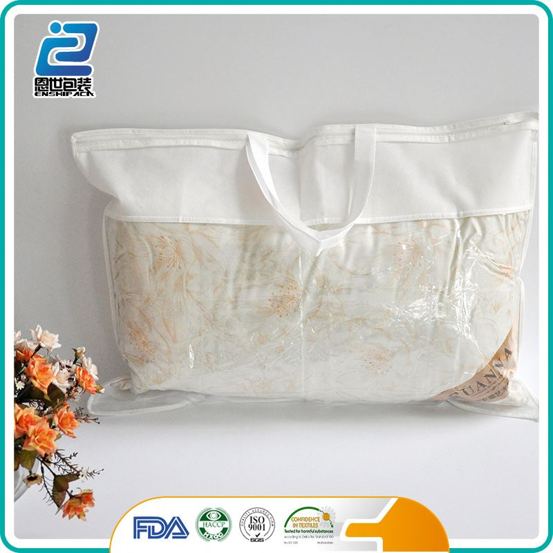 China manufacturer all kinds of eco-friendly pvc inflatable beach pillow bag