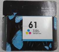 factory supplier premium quality Genuine ink cartridge for HP61 61XL