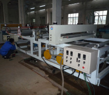 Qingdao PET Sheet Extrusion Line/PET sheet making machine factory