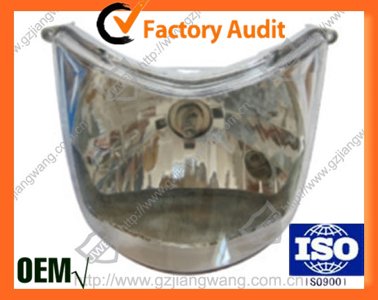 Chinese Manufacturer Motorcycle LED Lighting Headlight Bajaj CT100 Parts