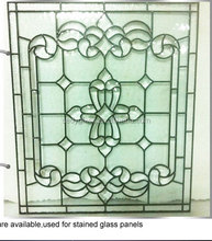 man made stained glass panel for room divider IGCC certificate ASTM E2190 and (GCIA) CERTIFICATION