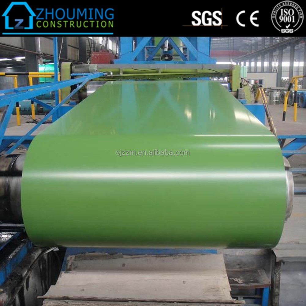DX51D base plate pvc coated sheet metal galvalume steel coil