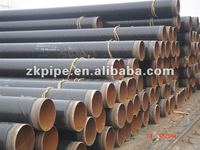 Carbon Stell welded Tubes LSAW tube line X70