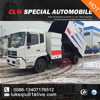 hot selling new brand cheap vacuum road sweeper truck for sales