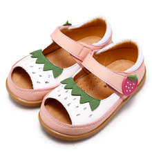 2016 Newest fashion casual kids shoes beautiful girls sandals 600A-83