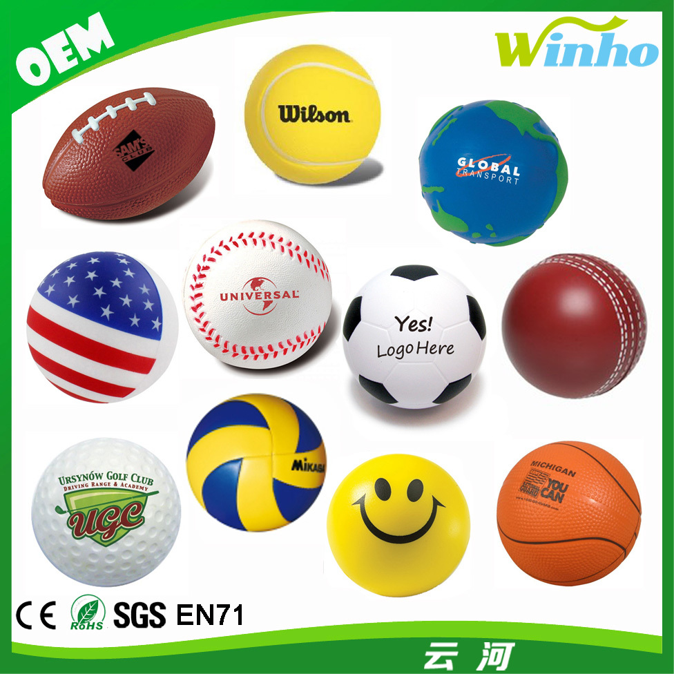 Winho Soft Foam Hockey Puck