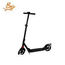 Hot Sale Cheap Two Big Wheels Adult Kick Scooter